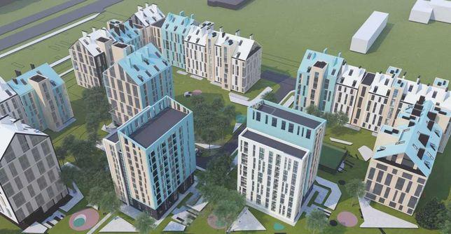 Продаж двокімнаткої квартири в новобудові