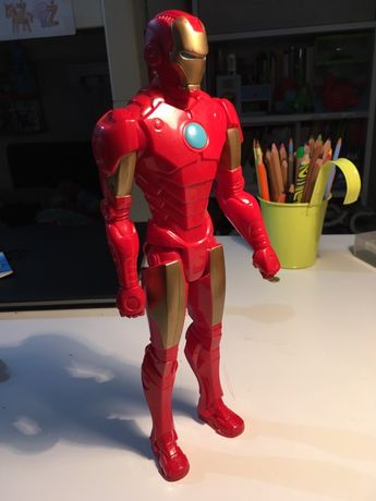 Iron mam hasbro 29 cm