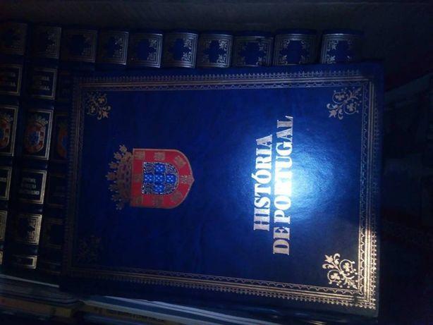 Enciclopédia História de Portugal 15 volumes