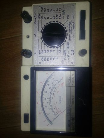 Прибор электроизмерительный комбинирований Ц4353