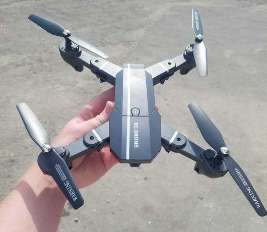 Новый квадрокоптер RC 8807  WiFi+камера. Дрон складной 25 минут полет