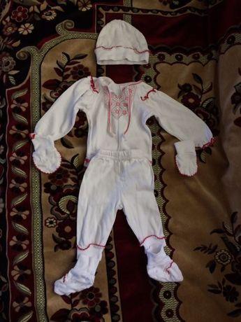 Набор для новорожденного вышиванка