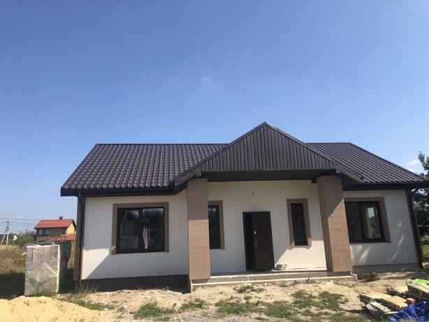 Продам новый дом в селе Крячки ( Березанщина)