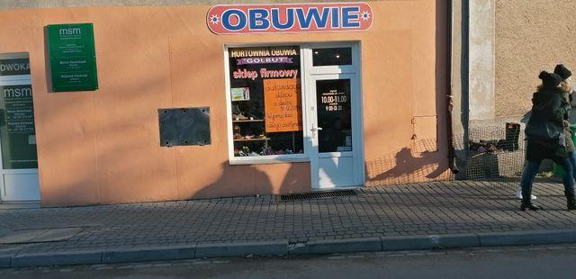 Wynajmę lokal w Centrum Kościana