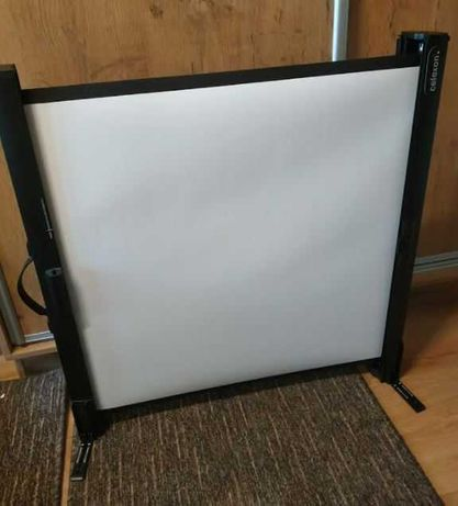Stołowy ekran projekcyjny Celexon (81x61 cm)