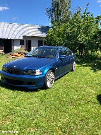 BMW Seria 3 bmw e46 320 coupé