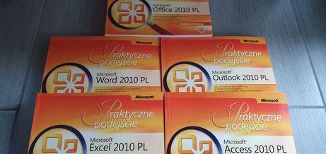 Zestaw książek Microsoft Office