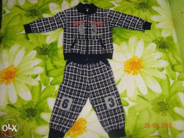 Спортивные костюмы на мальчика 2.5-6 лет