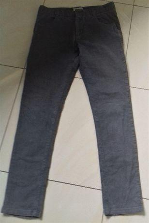 Spodnie sztruksowe Zara boys 164