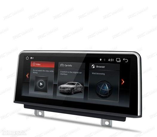 "AUTO RADIO GPS ANDROID 10 BMW SERIE 3 / SERIE 4 10,25"""
