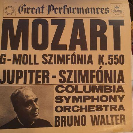 Mozart G-moll symfonia vinyl