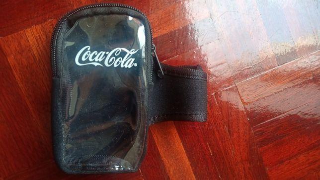 Bolsa de telemóvel para prender à cintura