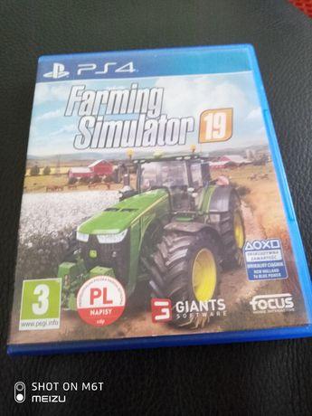 Farming symulator 19 PS4