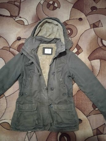 Куртка, парка, р.48