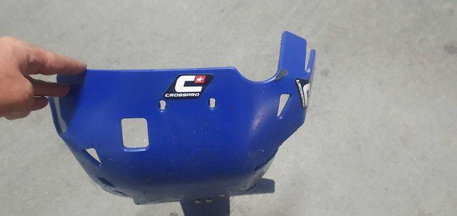 Proteção carter + biela GASGAS EC300 / 250 e RIEJU 250/ 300