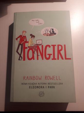 """Fangirl"" Rainbow Rowell"