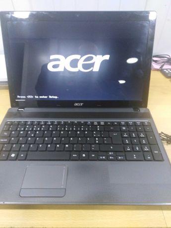Portátil Acer Aspire Core i5