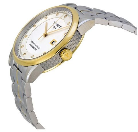 Tissot Luxury Diamond T086.408.22.036.00 Powermatic 80