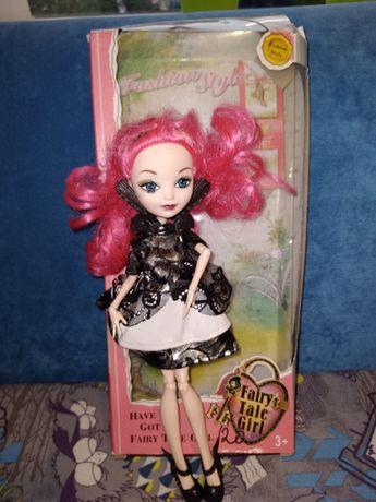 Кукла рейвен на шарнирах.