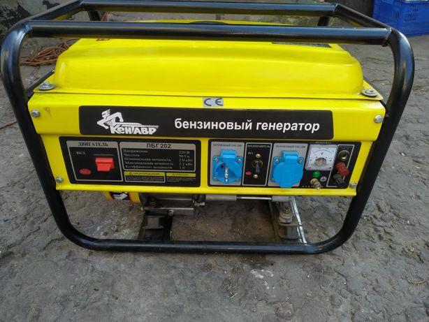 Продам бензиновый генератор кентавр