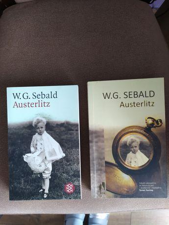 W.G. Sebald Austerlitz po polsku i po niemiecku