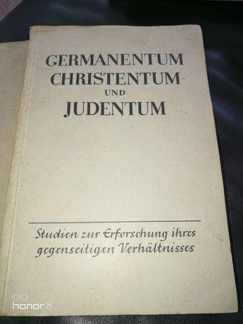 Germanentum Christentum und Judentum