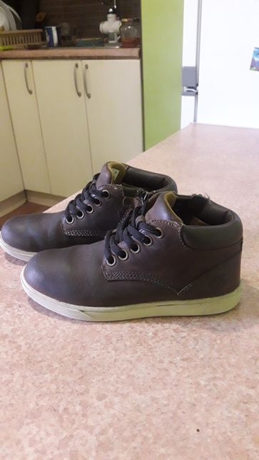Ботиночки timberland 19,5 стелька