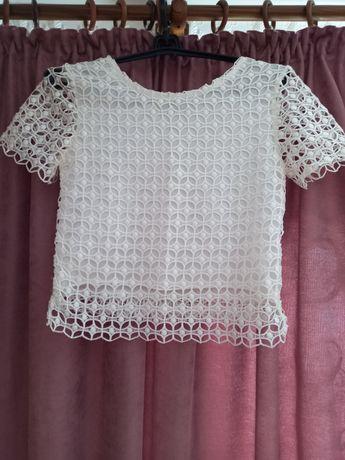 Кроп-топ блузка жіноча ( підліткова)
