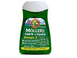 """риб""""ячий жир Mollers tran"""