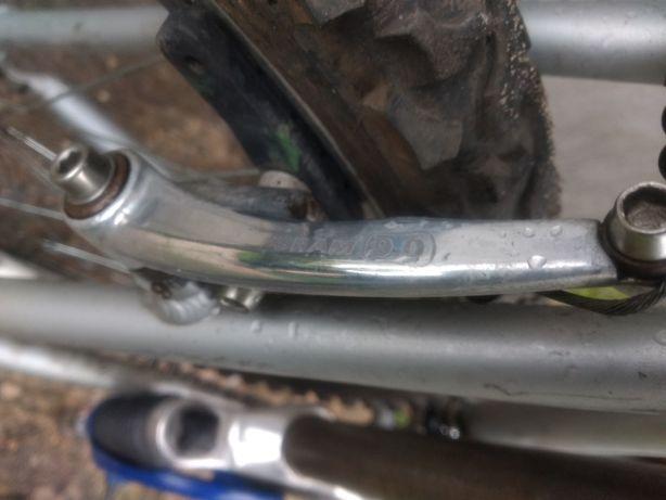 Hamulce retro MTB kultowe lekkie Sram 9.0 v-brake