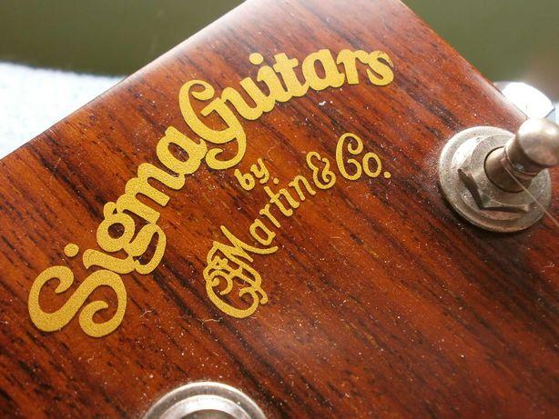 Gitara SIGMA by Martin model DM12/1 STN (drewno) 12 strun akustyczna