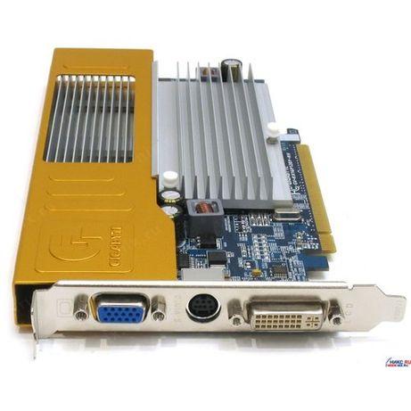 Видеокарта Gigabyte GV-RX16P128P-RH , 128Мбайт DDR3