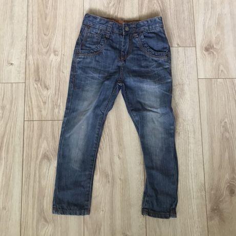 Spodnie chłopięce Zara 104