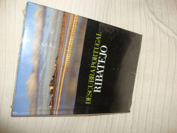 Livro Descubra Portugal-Ribatejo