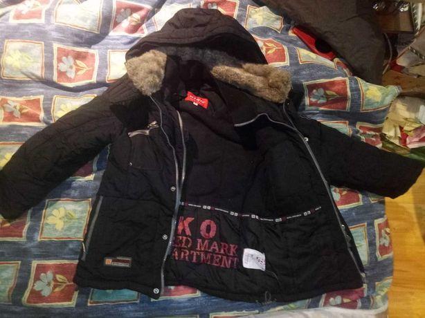 Продам куртку KIKO,рост 140 см