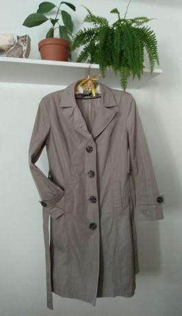 Elegancki płaszcz wiosenny jesienny, Quiosque r.36