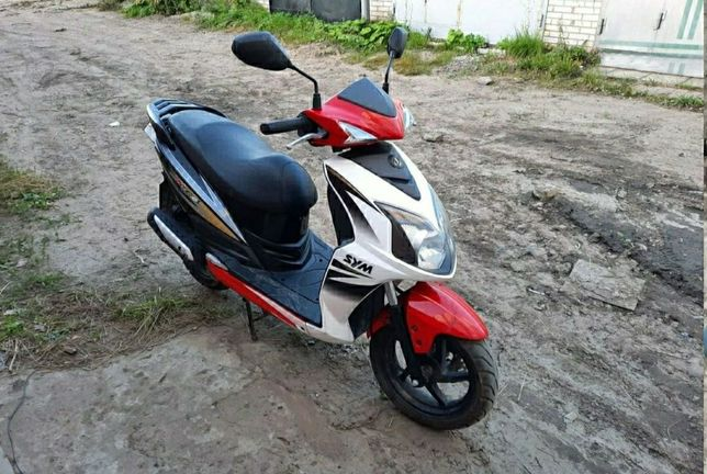 Скутер Sym 60куб