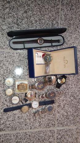 Lote relógios bom valor