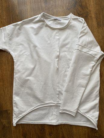 Biała bluzeczka, rozmiar S/M