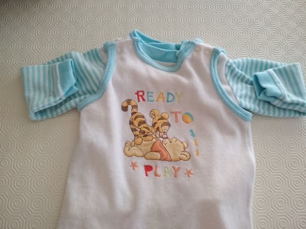 Babygrow Whinnie the Pooh