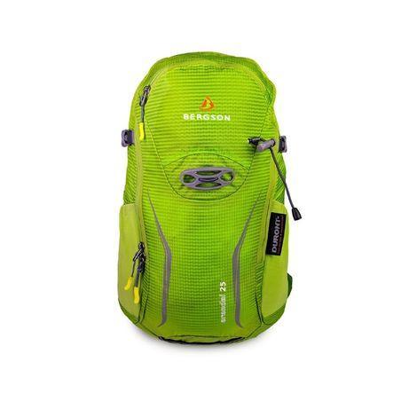 Plecak Bergson ARENDAL 25 L ( zielony i pomarańczowy )