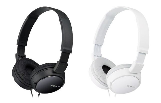 phones Sony MDR-ZX110