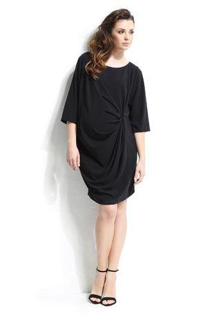 Sukienka wizytowa, elegancka, ciążowa, r. S/M