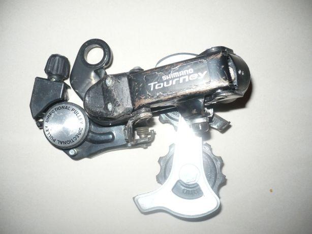 Przerzutka rowerowa tył Shimano Tourney RD-TF30 dziecięca 5-6 biegów