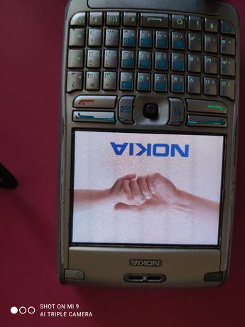 Nokia E61-1- не путайте с( Е61)- рабочий, без зарядки.