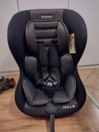 Babysafe Akita 0-18 fotelik RWF  - jak nowy - 100% sprawny - bezwypadk