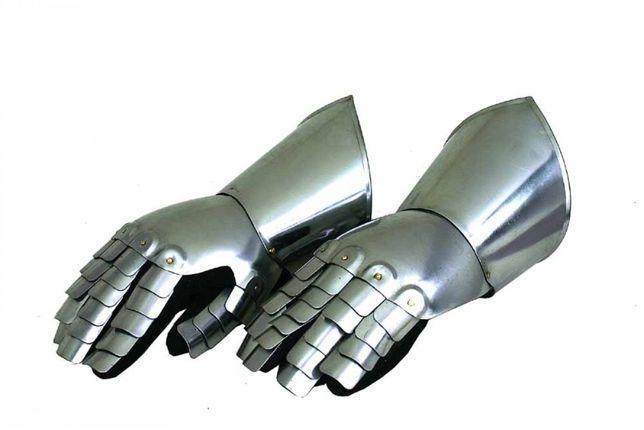 rękawice rycerskie, rękawice LARP