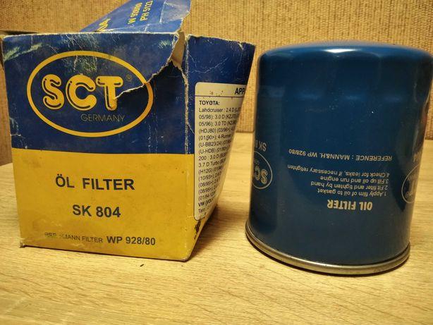 Масляный фильтр SKT SK 804