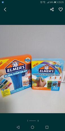 Elmer's слайм клей оригінал