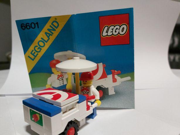 Lego legoland 6601  wóz z lodami